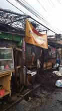 Atap Bangunan Ambrol di Ledok Macanan Suryatmajan Danurejan