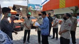 Hari Kesiapsiagaan Bencana Tahun 2021 bersama Bapak Wakil Walikota Yogyakarta