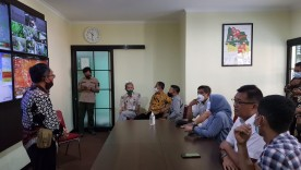 Kunjungan Kerja Komisi C DPRD Kota Yogyakarta