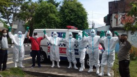 TKC: Relawan Pandemi Demi Kemanusiaan